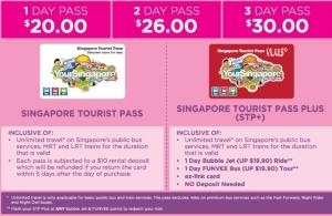 Getting around Singapore